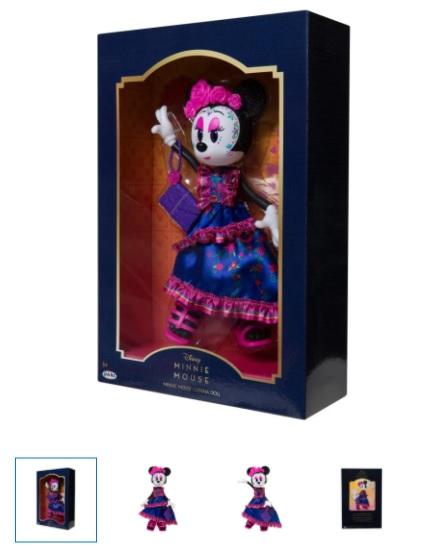 Walmart: Muñeca Disney Minnie Mouse Catrina día de Muertos !!
