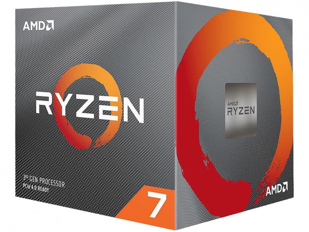 CyberPuerta: Procesador AMD Ryzen 7 3700X, S-AM4, 3.60GHz, 8-Core, 32MB L3, con Disipador Wraith Prism RGB