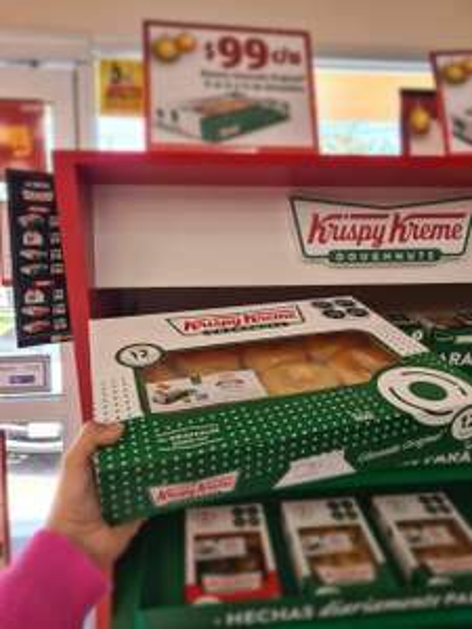 Oxxo y Krispy Kreme: Docena Glaseada