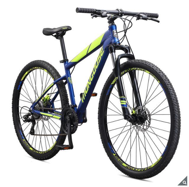 Costco: Bicicleta de Montaña R29, Mongoose. obtén 600 más al pagar con paypaly y TC cibitabanamex