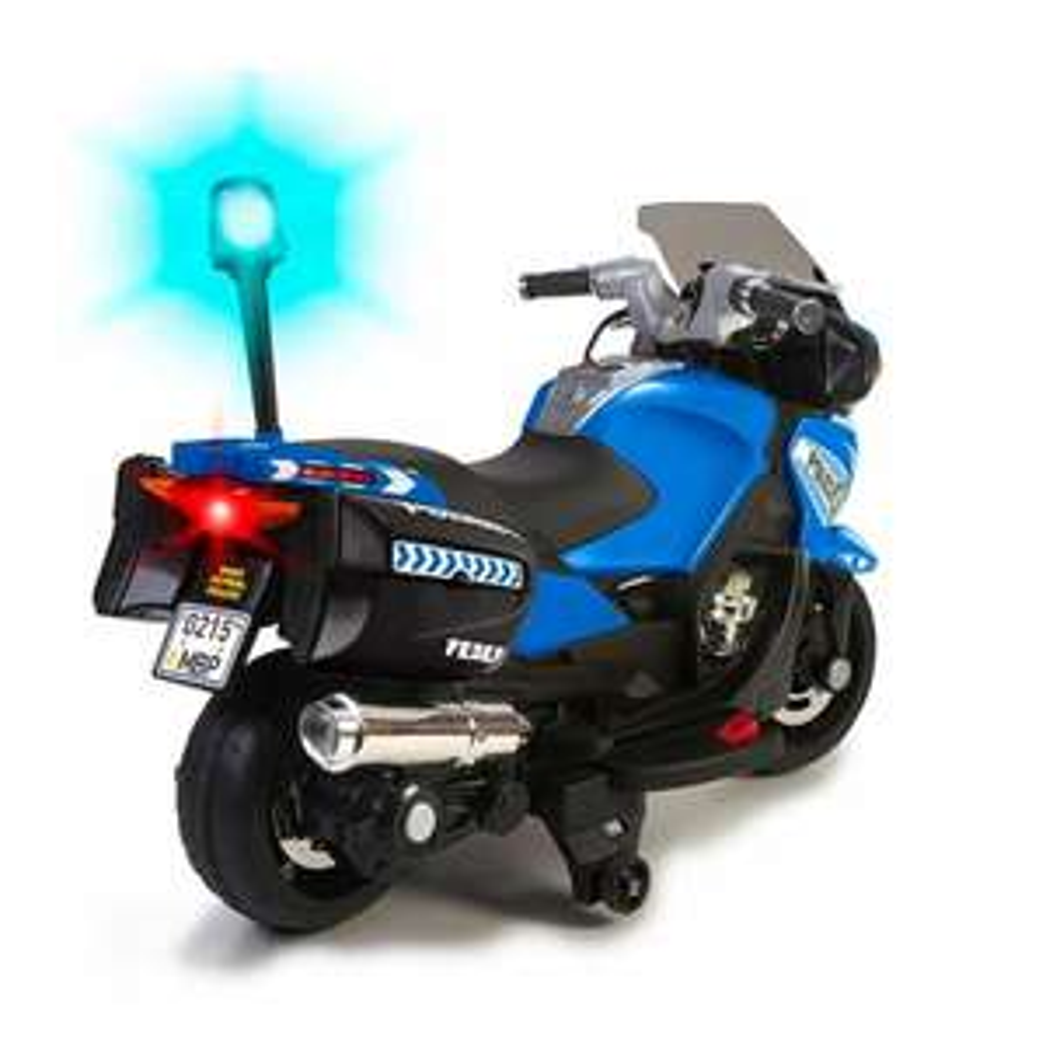 Walmart Motable Eléctrico Famosa Feber 800012890 Azul 12 Volts