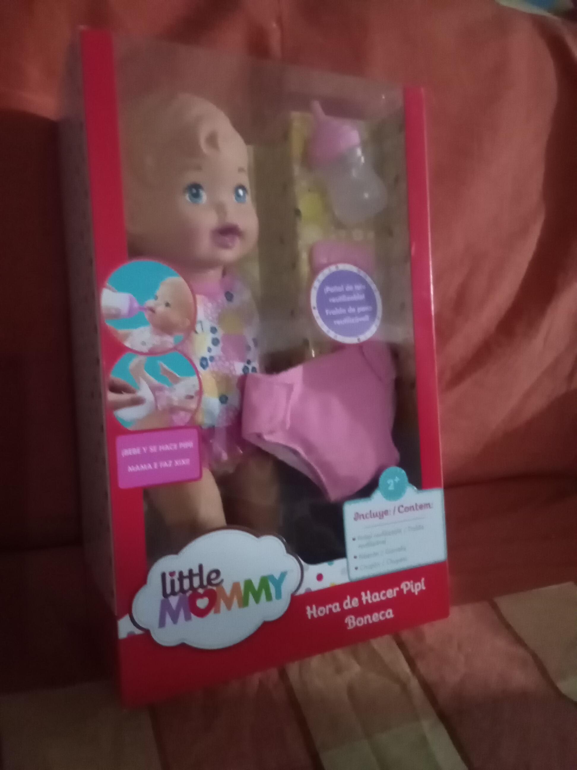 Bodega Aurrerá Palomas: Little Mommy: Hora de hacer pipí