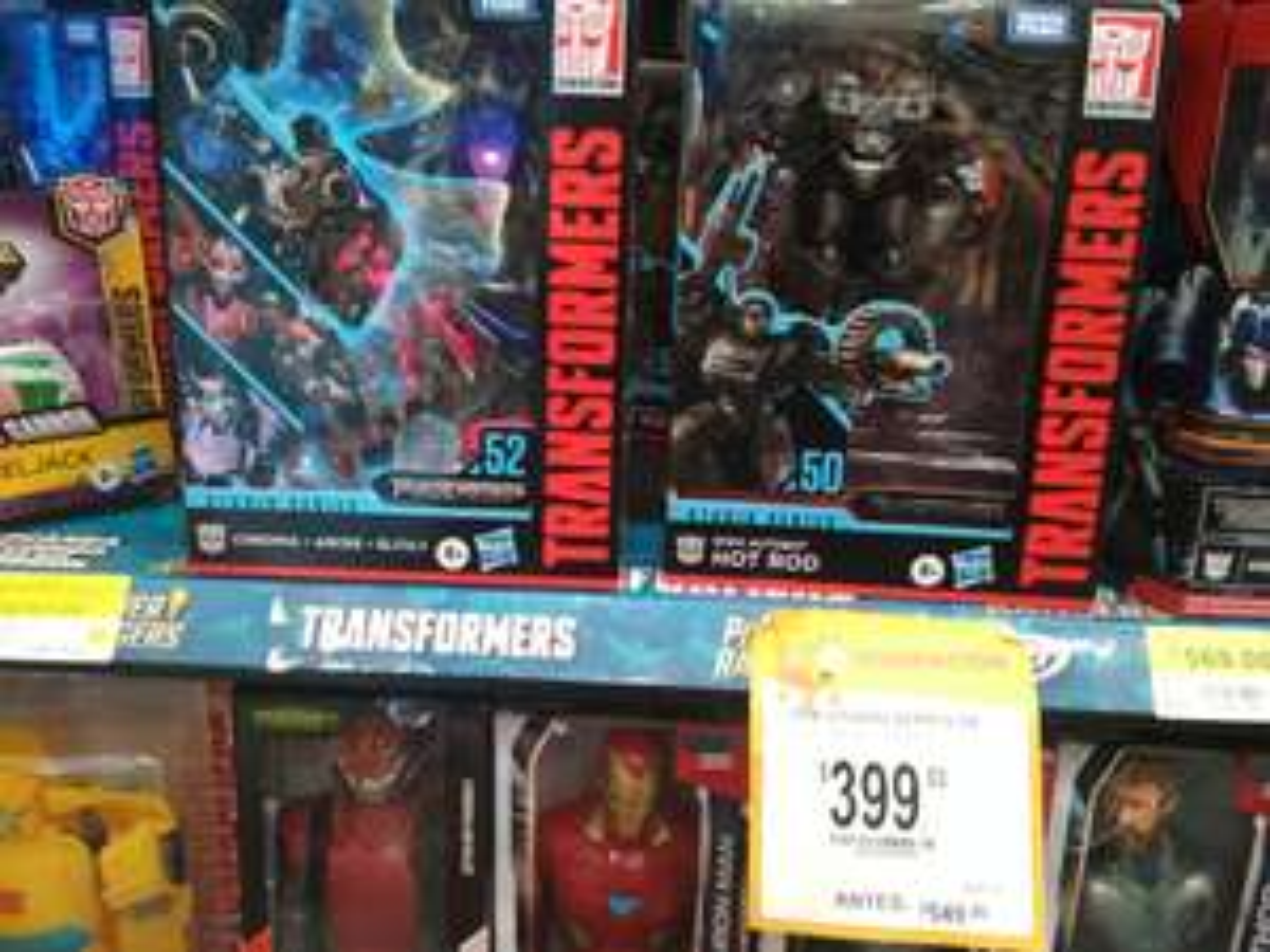 Walmart Buenavista transformers studio series