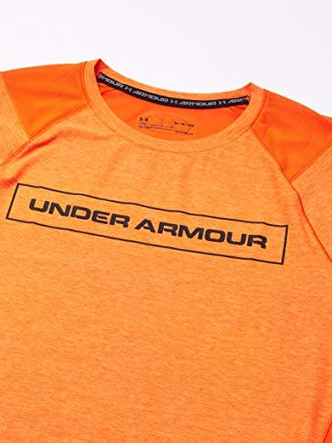 Amazon: Under Armour Playera Ejercicio y Acondicionamiento Físico para Hombre