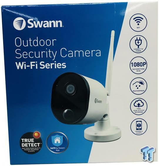Cámaras IP Swann en tercera liquidación, Walmart