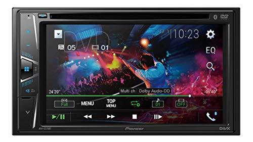 Amazon Pioneer AVHG225BT Auto Estereo Bluetooth Pantalla 6.2pulg Tactil USB