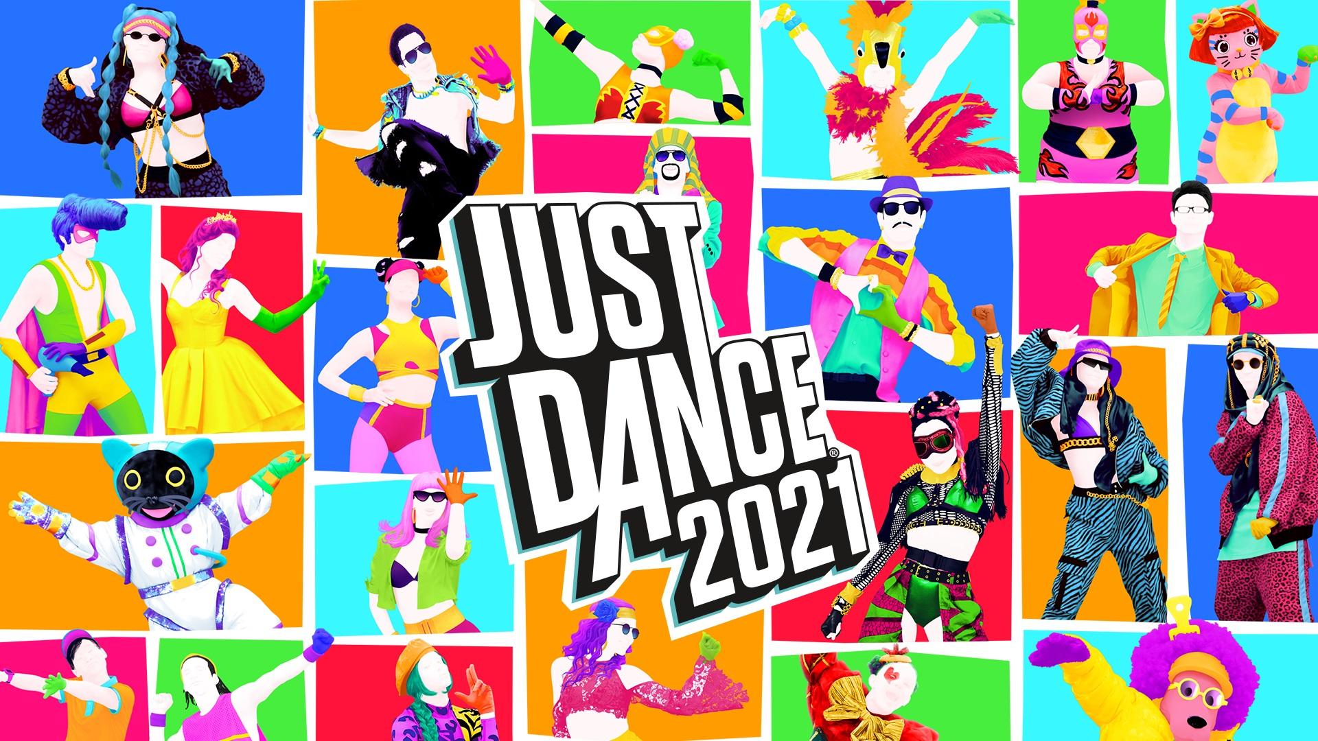 Nintendo eshop MX - Just Dance 2021