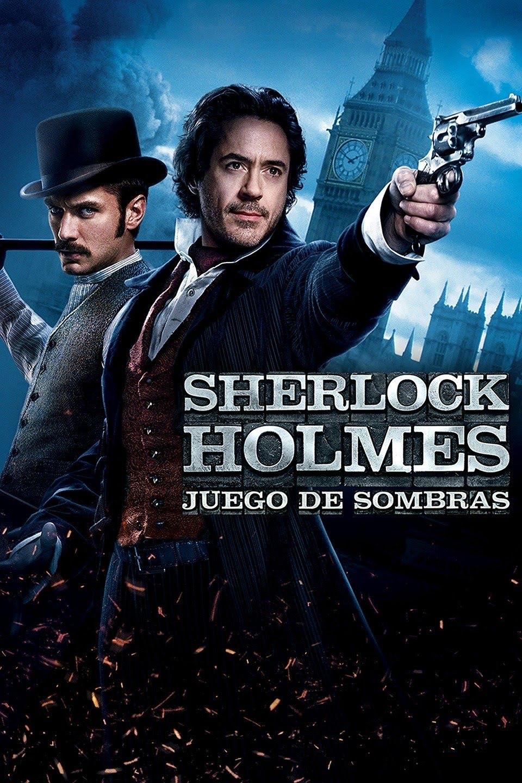 Itunes: Sherlock Holmes: Juego de Sombras 4k