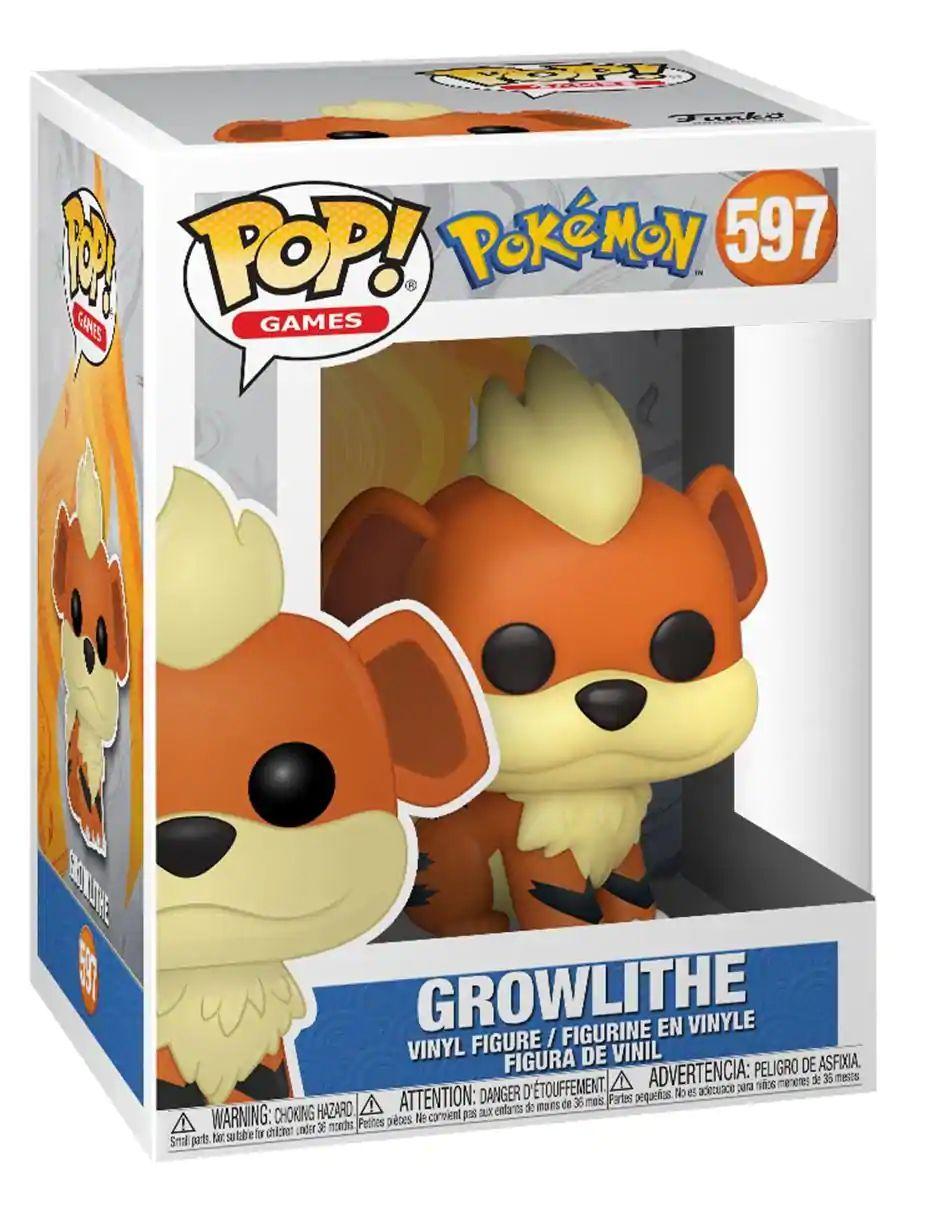 Liverpool: Figura Growlithe POP! Pokémon