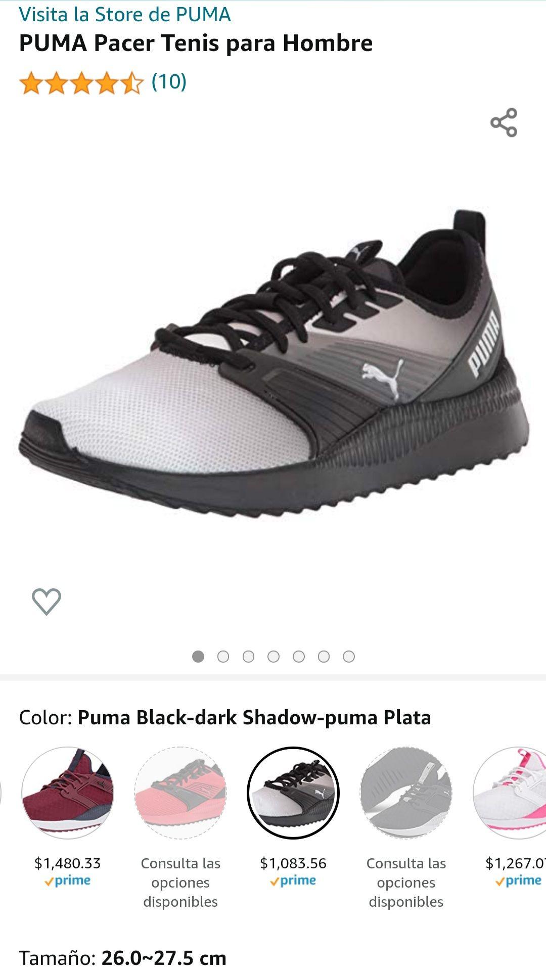 Amazon, Tennis Puma
