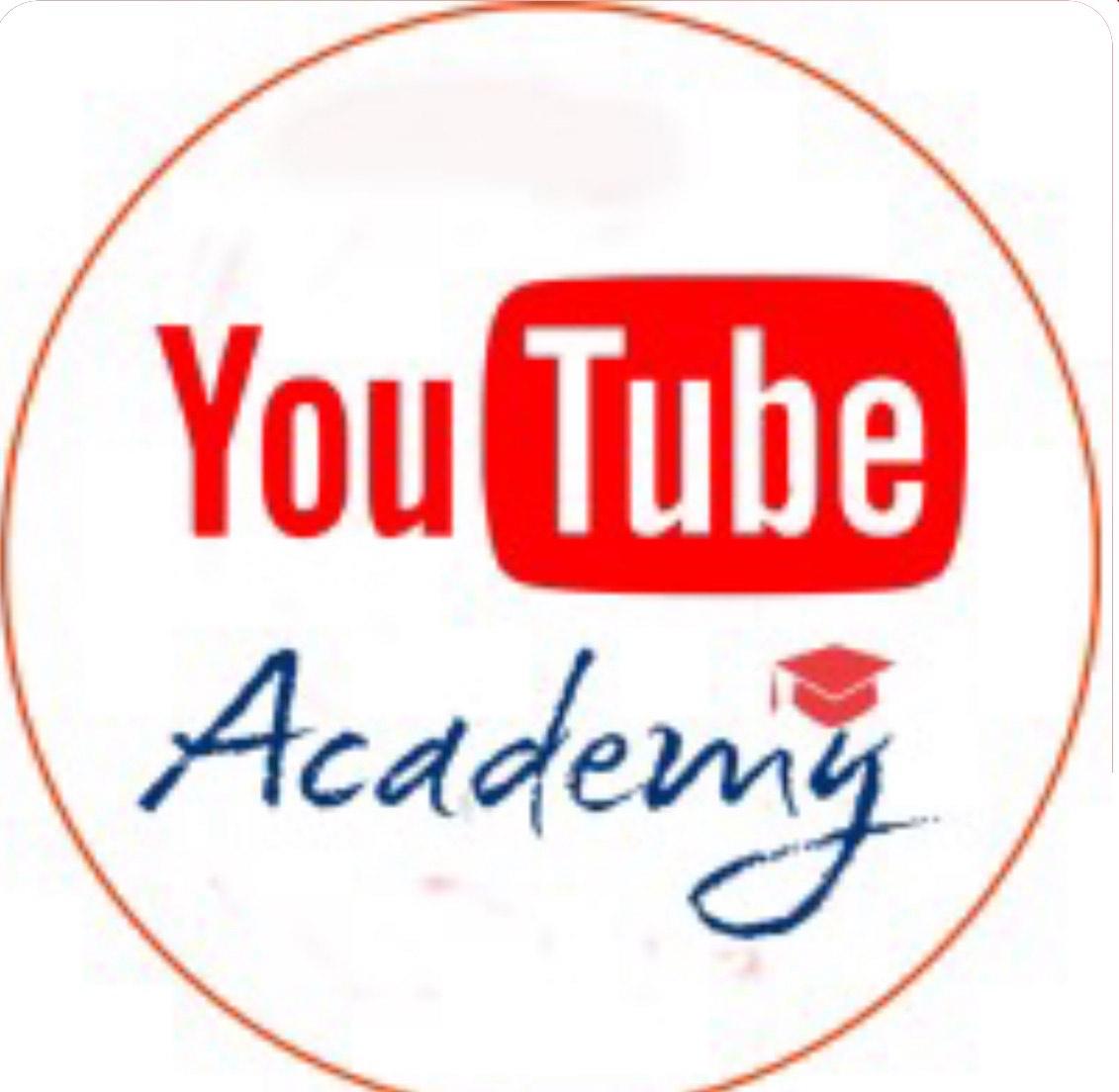 Udemy: YouTube Academy: La Guía Completa Desde Principiantes Hasta Profesionales