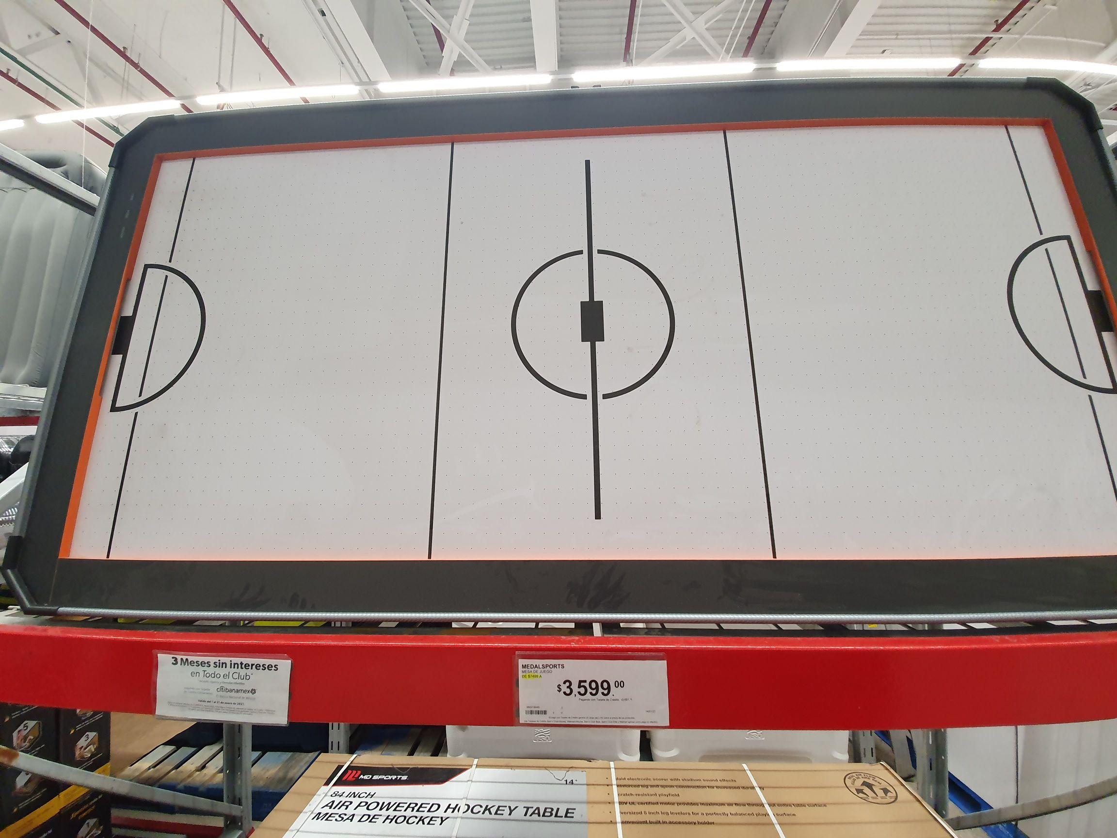 Sams Club : Mesa de Hockey aéreo MD