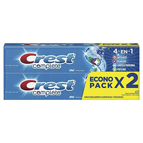 Amazon: Crest Complete 4 en1 Pasta Dental 2 de 100ML c/u