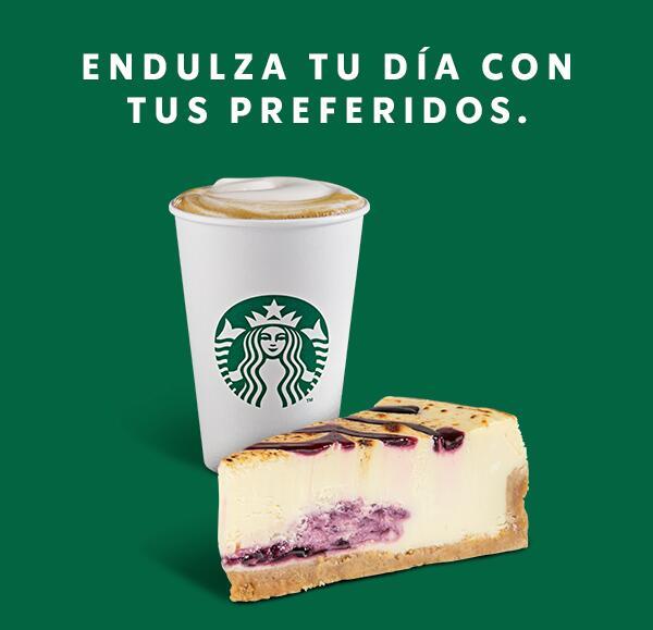 Starbucks Latte Grande + Pastel