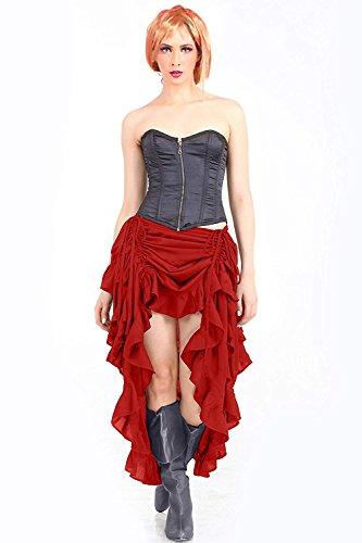 Amazon: Falda victoriana en talla XG