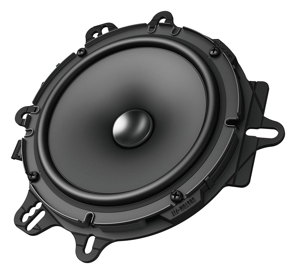 "Best Buy: Pioneer Set Medios 6.5"" TS-A1600C"