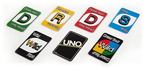 Amazon: UNO Card Game - Retro Edition by Mattel