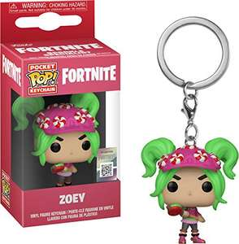 Amazon: Funko Pop! Keychain: Fortnite - Zoey