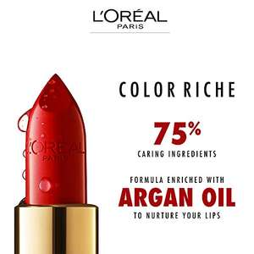 Amazon: L'Oreal Paris Colour Riche Lipcolour, Sandstone, 0.13-Ounce