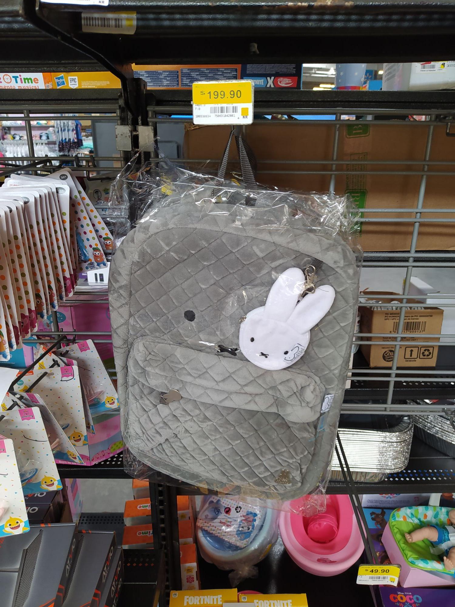 Walmart: Mochila Miffy