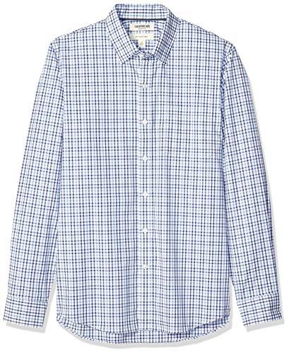 Amazon: Camisa a Cuadros Goodthreads $211 Talla G