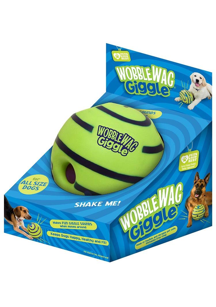 Amazon: Wobble Wag Giggle Dog
