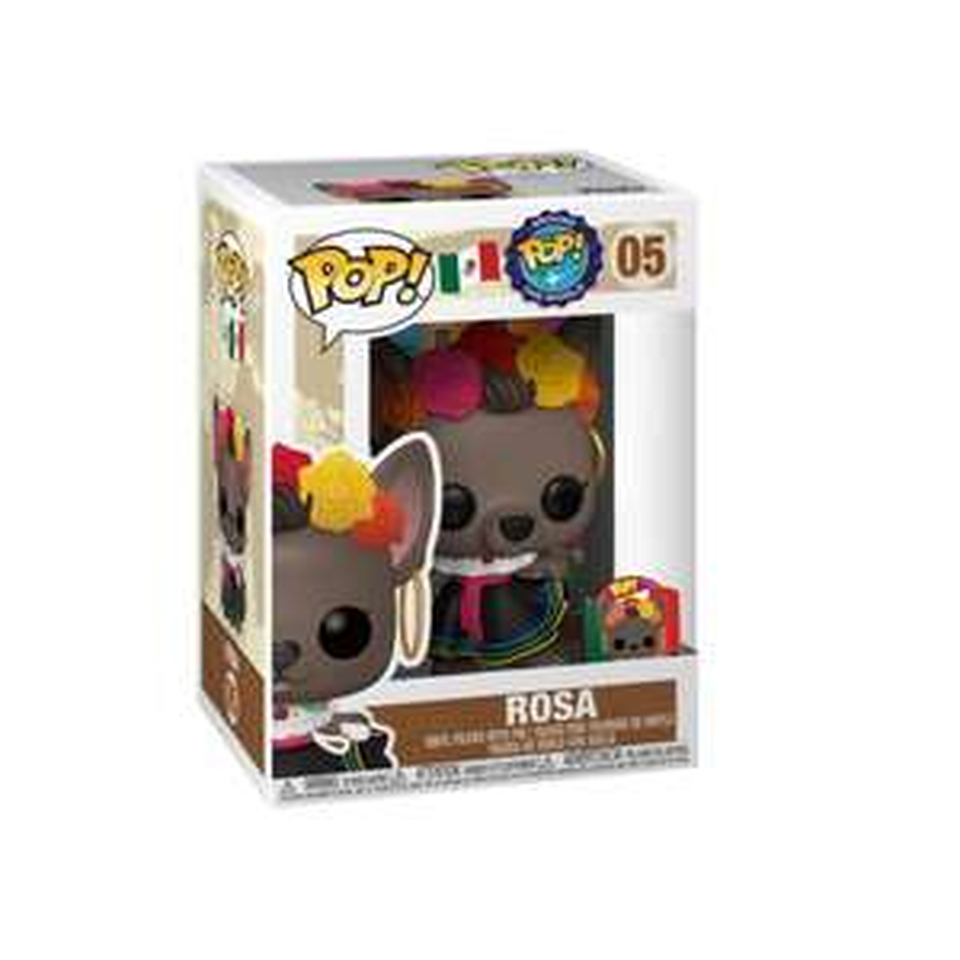 Walmart: Funko pop rosa