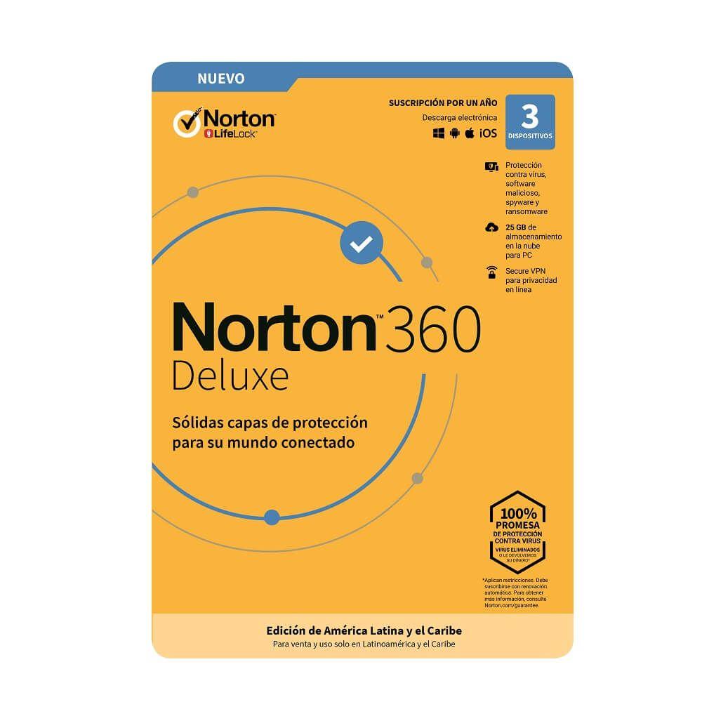 Best Buy: Norton Antivirus 360 Deluxe