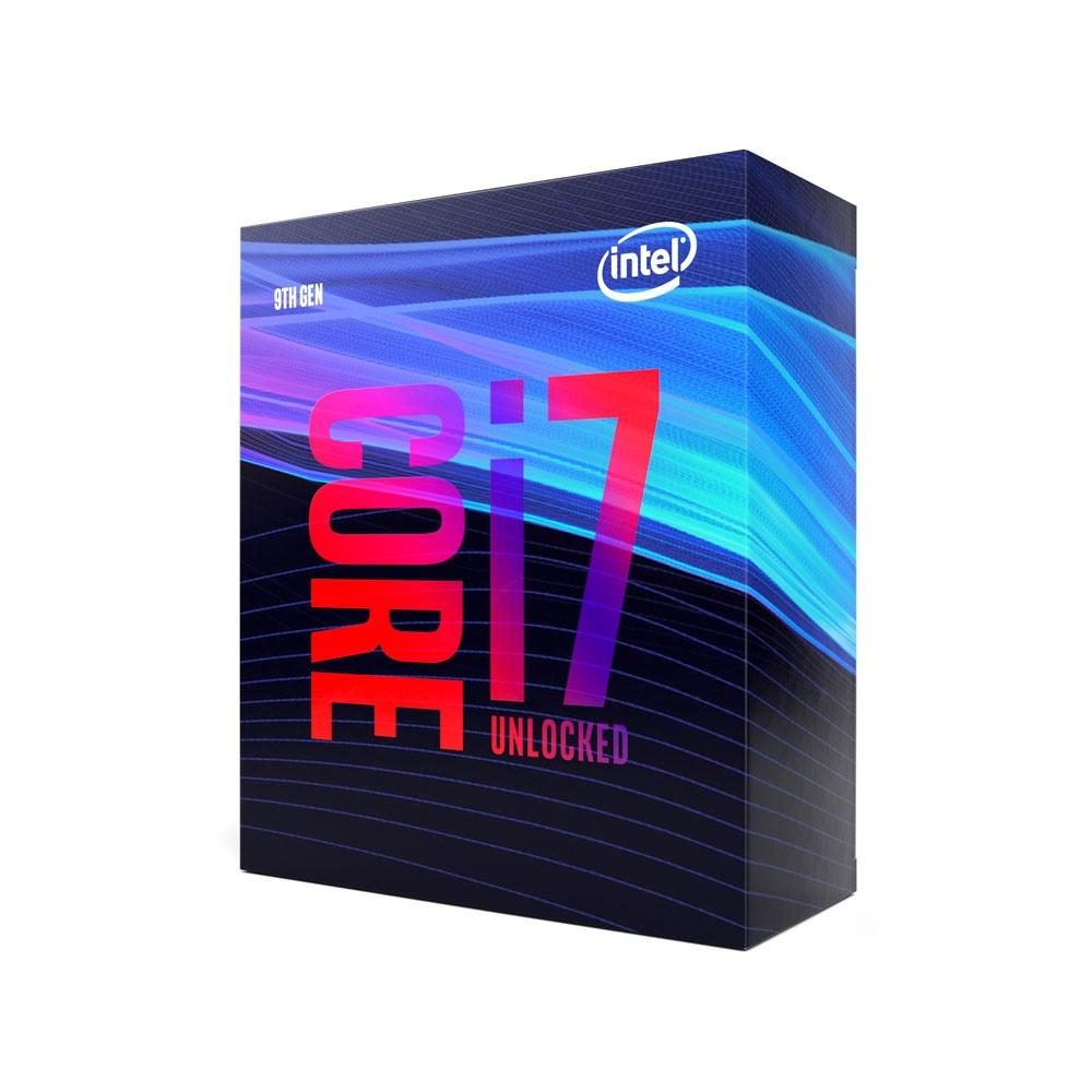 CyberPuerta: Procesador Intel Core i7-9700K, S-1151, 3.60GHz, 8-Core, 12MB Smart Cache (9na. Generación Coffee Lake)