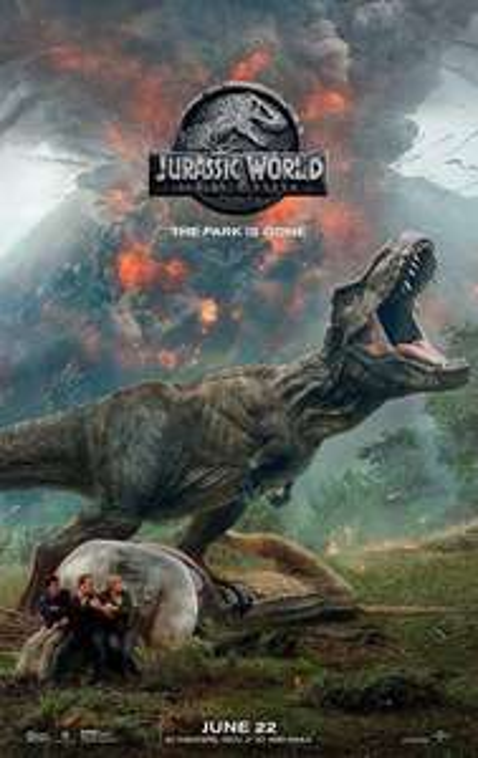 iTunes: Jurassic World: El reino caído en 4K