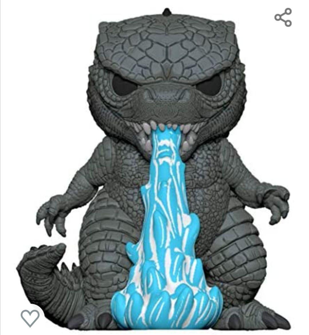 Amazon preventa Funko Pop Movies:Godzilla vs Kong-Heat Ray Godzilla