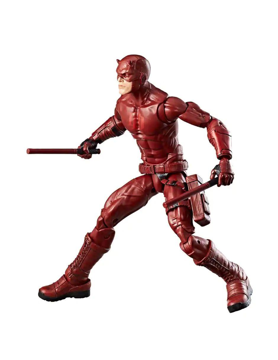 Liverpool: Figura de Colección Daredevil Marvel Legend Series