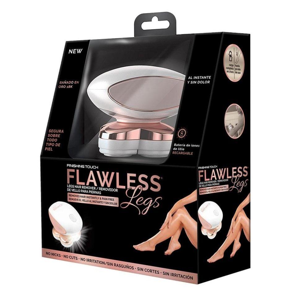 Walmart: Depilador de Piernas Flawless Legs
