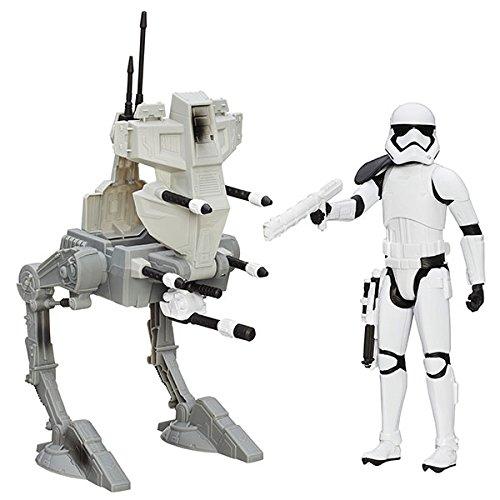 Amazon Assault Walker and Riot Control Stormtrooper