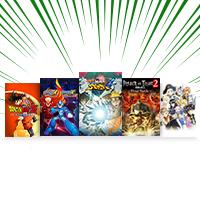 Microsoft Store: Liquidación del Mes del anime