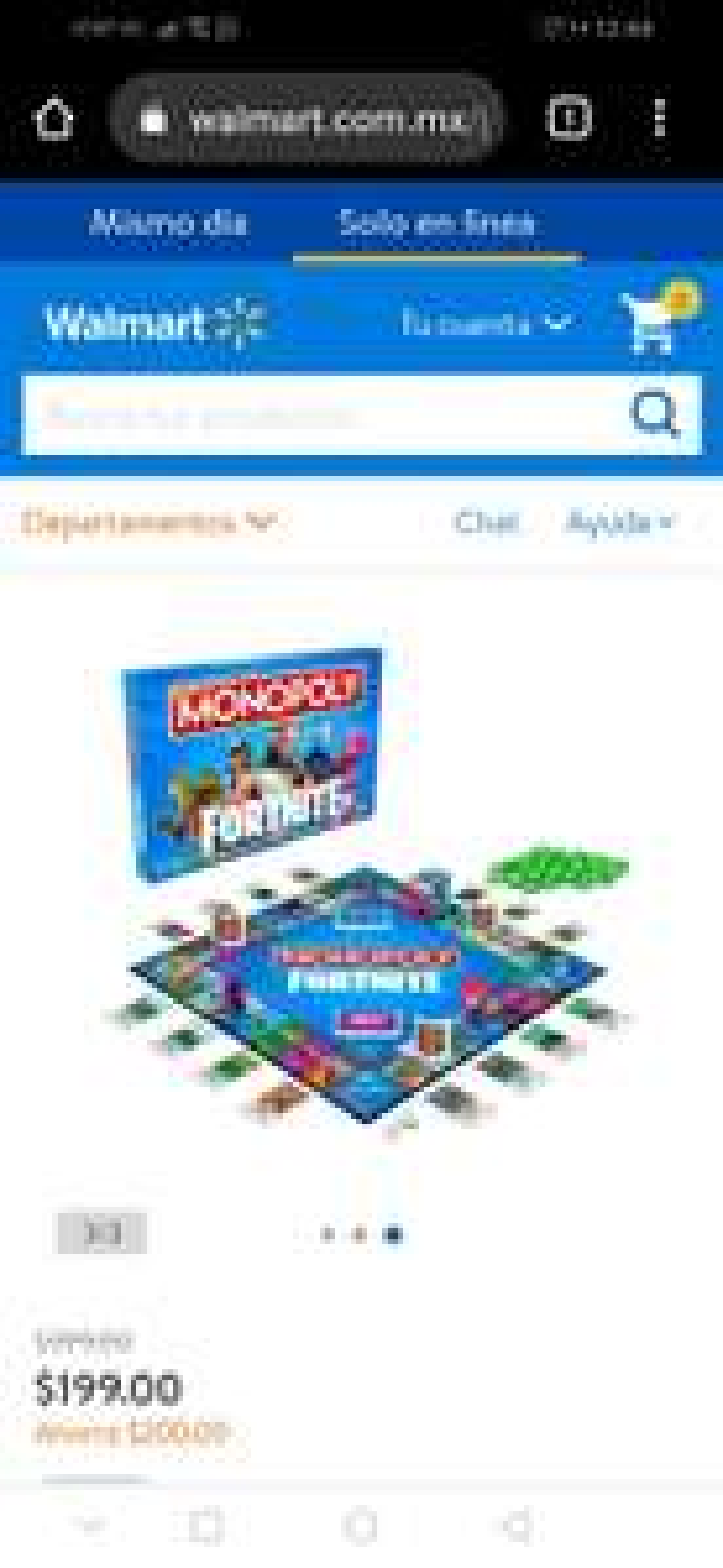 Walmart Monopoly Fortnite