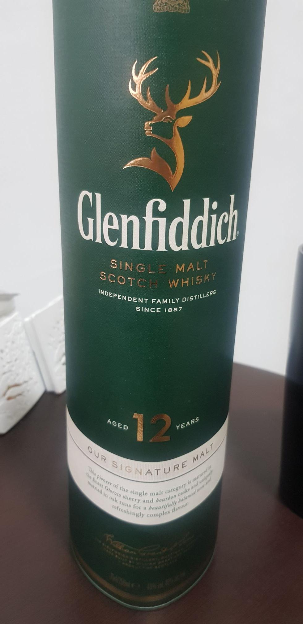 Oxxo. Glenfiddich 12 rebajado en oxxo CDMX coyoacan