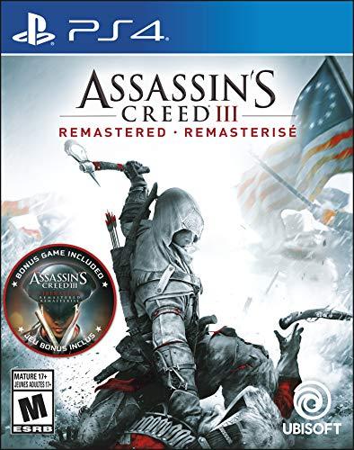 Amazon: Assassins creed III - Ultimate edition para PS4