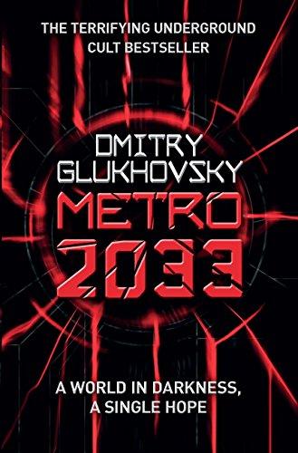 Amazon Kindle: ebook METRO 2033, de Dmitry Glukhovsky. En inglés