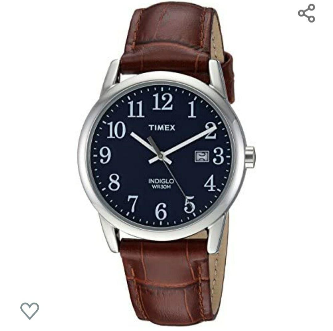 Amazon: Reloj Timex por menos de $700