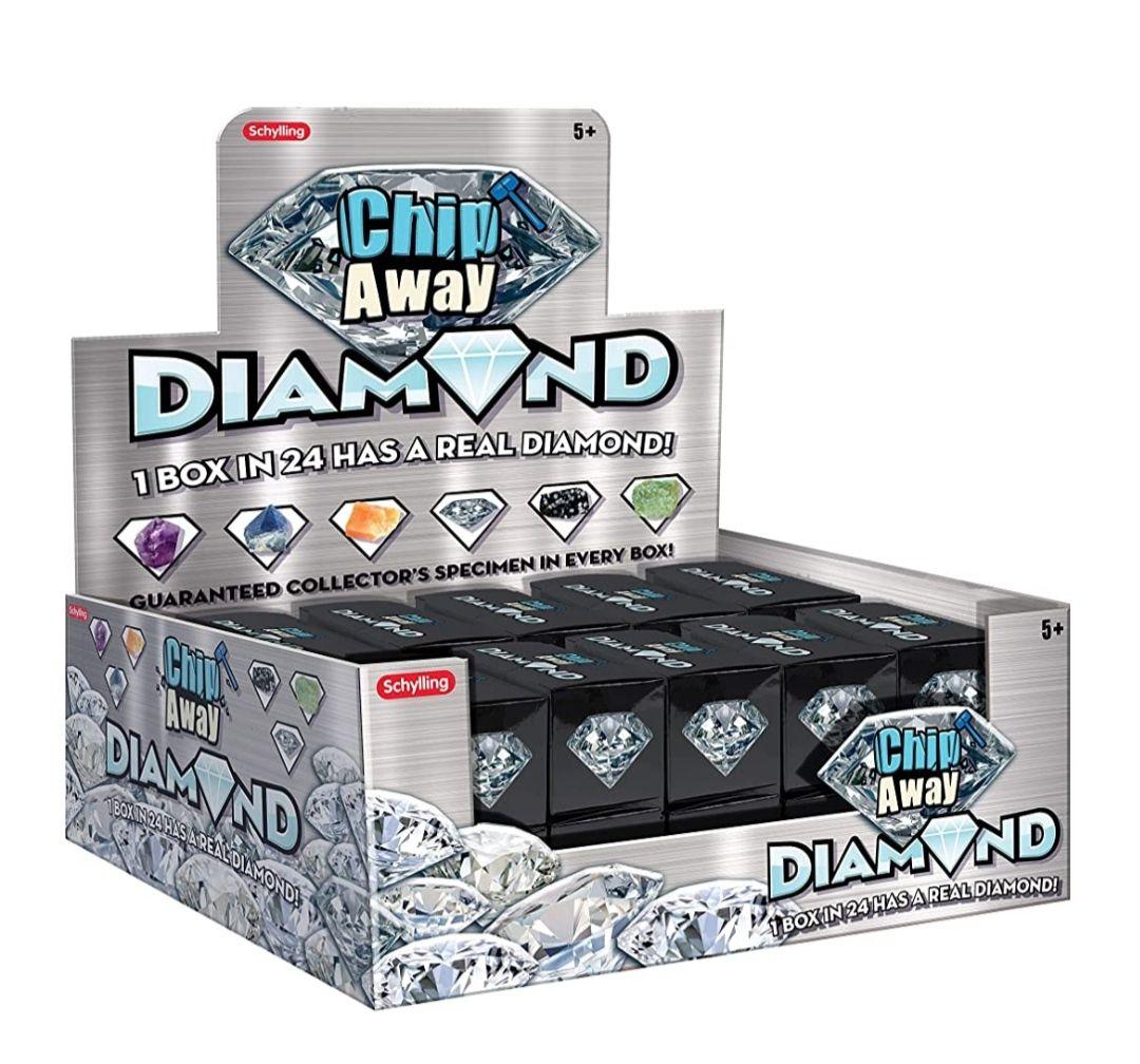 Amazon: Schylling Chip Away Diamond