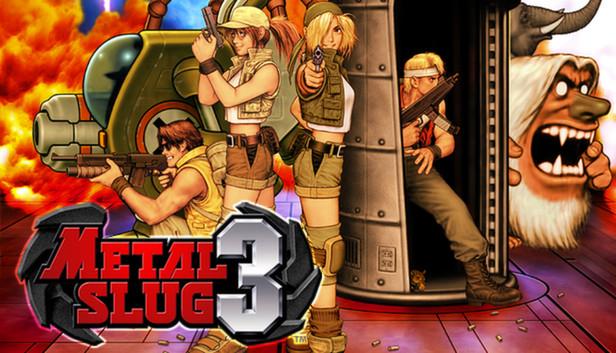 Metal Slug 3 ( Steam )