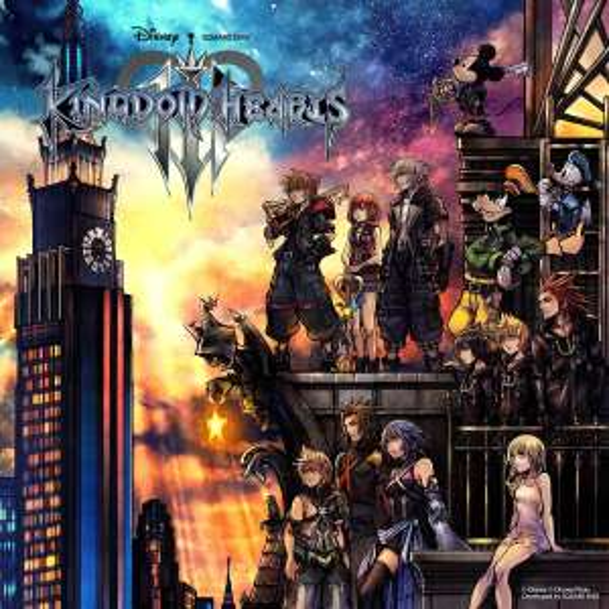 Amazon: Kingdom Hearts 3 PS4