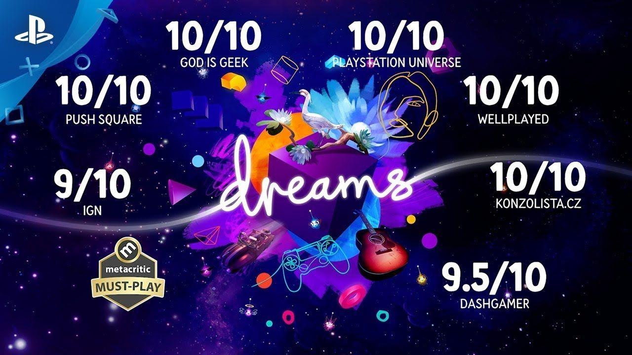 PlayStation: Dreams PS4 Digital
