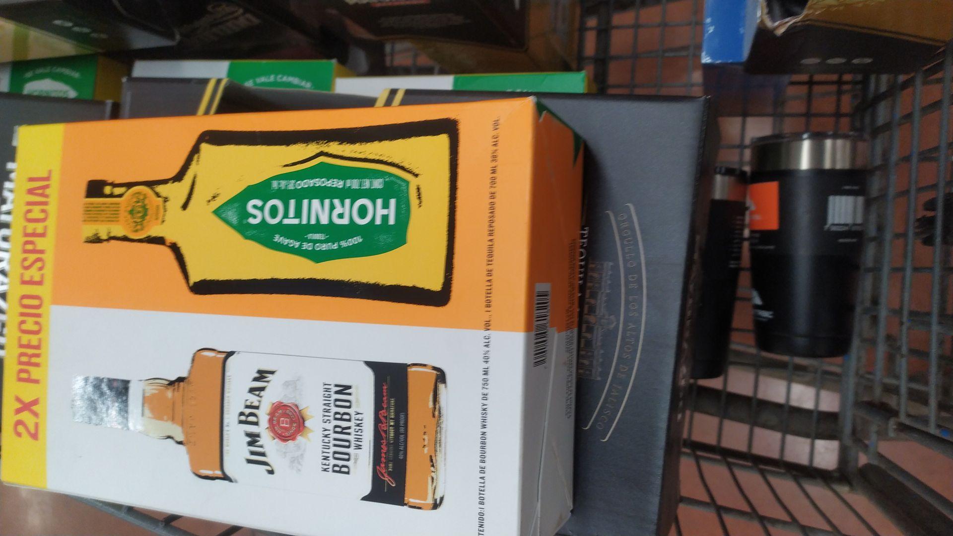 Walmart: Tequila y whisky en última liquidación