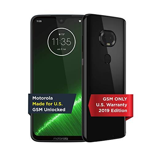 Amazon: Motorola Moto G7 Plus | Desbloqueado | Fabricado para EE.UU 4/64 GB