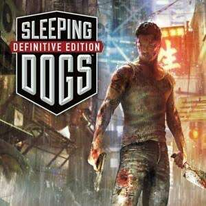 Gamivo: Sleeping Dogs Definitive Edition [PC Steam]
