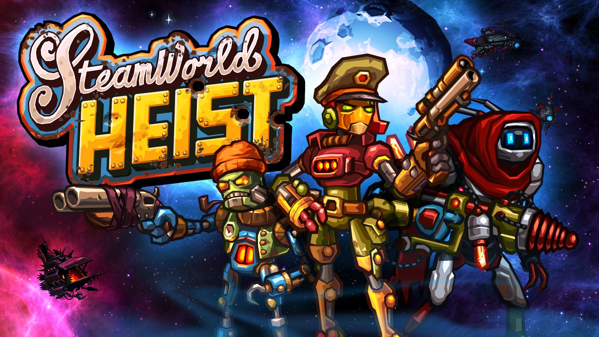 Nintendo eShop Mexico: Steamworld Heist Ultimate Edition