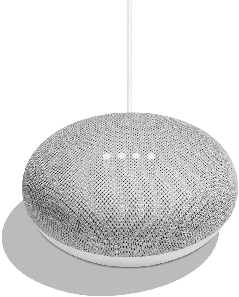 Cyberpuerta: Google Home Mini ($455), Google Home ($999)