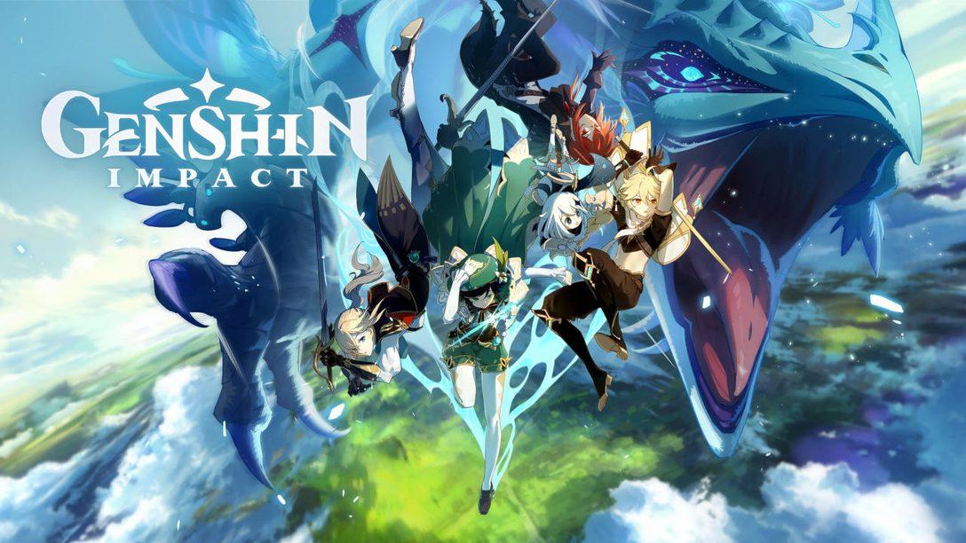 Codigos de Genshin Impact